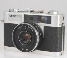Porst 135L mit 2,7/38mm Color Spezial Optik #373623