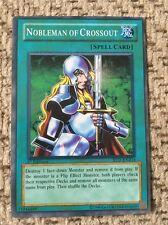 Nobleman Of Crossout Yugioh 1st Edition SD2 EN016