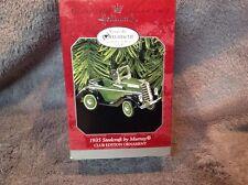 1998 Hallmark Club Ornament 1935 Steelcraft Murray Kiddie Car Classics QXC4496