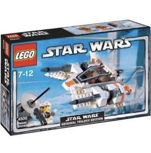 Lego Star Wars 4500 Rebel Snowspeeder Original Trilogy Complete  + Instructions
