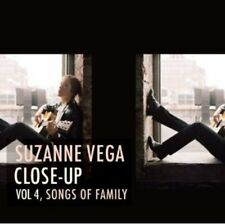 Suzanne Vega - Close Up Vol. 4, Songs Of Family [CD]