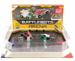 HEXBUG BattleBots Arena 3.0 (Bronco vs Witch Doctor 2.0), OPEN BOX