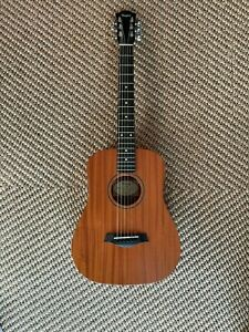 NEW Taylor BT2 Baby Taylor Mahogany Acoustic Guitar with Gig Bag. NEW & UNUSED