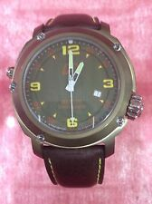 Anonimo Marlin Bronze Khaki Green Dial Limited Edition Watch model.7001