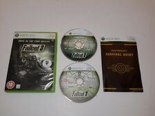 Fallout 3 Game of the Year Edition (Microsoft Xbox 360) European Version Pal