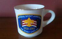 "National Scout Jamboree 1910-1985 ""The Spirit Lives On"" Coffee Mug"