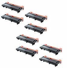 8-Pack/Pk TN660 TN630 High Yield Toner for Brother HL-L2300D L2320D L2340DW