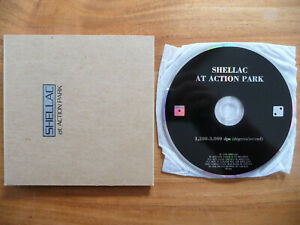 SHELLAC at Action Park - Touch and Go TG141/ US 1994