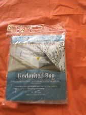 Whitmor Underbed Bag 18x30x6 in 5003-1144
