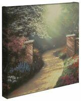 Thomas Kinkade Wrap Morning Light 14 x 14 Gallery Wrapped Canvas