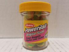 Berkley BPNRB Rainbow Dough Original Scent PowerBait Trout Nuggets