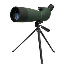 SVBONY Waterproof Angled 25-75x70mm Zoom Spotting Scope w/ Tripod Soft Case