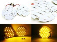 Amber 1157 LED Daytime Running Turn Signal Light Harley Road King Glide Electra