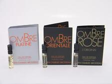 Ombre Platine Rose Orientale EDP Vial Sample 1.5ml 0.05 fl oz (Lot of 3)