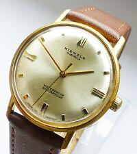 Schöne Kienzle 17Jewels Herren Vintage Armbanduhr 60er Jahre