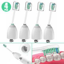 8 x SPAZZOLE DI RICAMBIO PER TESTE PHILIPS Spazzolino da denti Spazzole hx9034 spazzole testa
