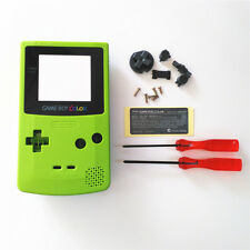 Apple Green Replacement Full Housing Shell for Nintendo Game boy Color GBC OEM