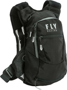Fly Racing XC Hydro Pack 28-5200 Black 1L Hydration Pack XC 30 Hydro Pack