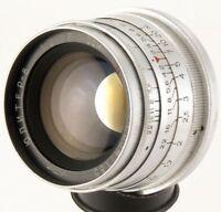 JUPITER-8 50mm f2 Lens M39 Zorki FED Leica 35mm RF camera KMZ 50/2 sonnar