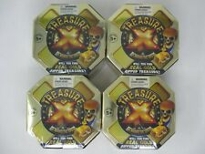 Brand New! 4 Pack Lot of - Treasure X Adventure Blind Box - X Marks The Spot