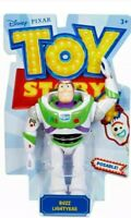 Disney Pixar - Toy Story 4 - Buzz Lightyear - 7in. Posable Action Figure New