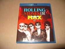 Rolling Stones Live At The Max Blu Ray New