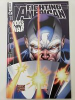 FIGHTING AMERICAN DOGS OF WAR #2 (1998) ROB LIEFELD COVER! STEPHEN PLATT ART! NM