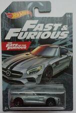 2020 Hot Wheels FAST & FURIOUS '15 Mercedes-AMG GT 1/5