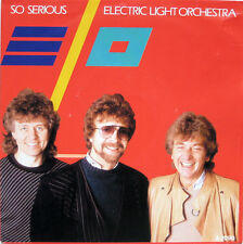 DISCO 45 GIRI  Electric Light Orchestra - So Serious // Matter of fact