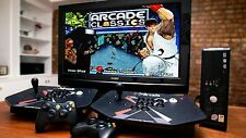 MAME Plug and Play Arcade Machine PC Plays 30K+ Games