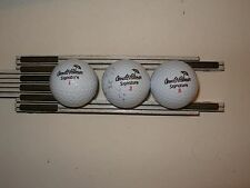 3 Arnold Palmer Signature Golf Balls - Umbrella Style - Apc 90 - #1, #3, #5