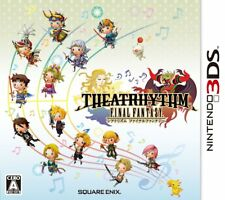UsedGame 3DS Theatrhythm Final Fantasy [Japan Import] FreeShipping
