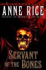 Servant of the Bones by Anne Rice (1997, Paperback) FREE SHIPPING!