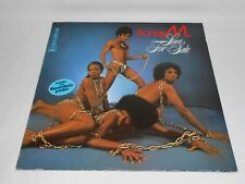 BONEY M. LOVE FOR SALE - Vinyl LP mit POSTER! HANSA INTERNATIONAL 28 888 OT