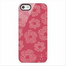 Belkin Shield Blooms Case - To Suit iPhone 5 - Red Fashion iPhone Case