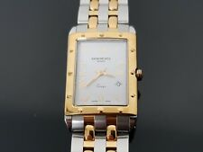 Raymond Weil Tango Mid Size Ladies Two Tone Bracelet Watch with Sapphire Crystal