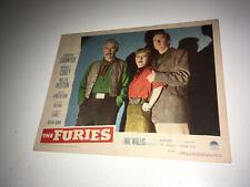 FURIES Movie Lobby Card Poster 1951 Barbra Stanwyck Anthony Mann Western