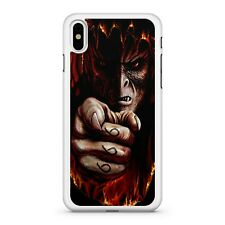 Angry Mad Furious Fuming Satan Lucifer 666 Devilish Cool 2D Phone Case Cover