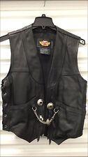 Harley-Davidson Men's Leather Vest size M