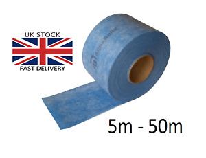5m - 50m AQUA BUILD III Waterproof Tanking Tape Wet Room System Bath Shower Pool