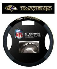 Baltimore Ravens Steering Wheel Cover