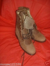 NWT Roper Boots sz 6 M Leather USA Top Grain