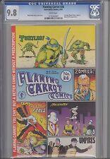Flaming Carrot # 26 CGC 9.8 Teenage Mutant Ninja Turtles: Dark Horse Make Offer!