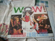 a941981 Sealed Korea Lp Bananarama Wow Sexy Cover Cheesecake