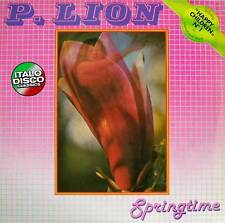 Italo CD P. Lion Springtime CD incl Happy Children