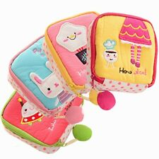 Handbag Woman Cute Wallet Pouch Organizer Sanitary Napkin Bags Storage Bag
