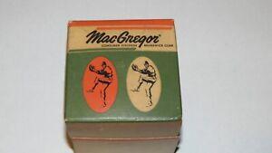 Sealed Box MacGregor 1960's Era Official League MLB Baseball! B65! Unopened Ball