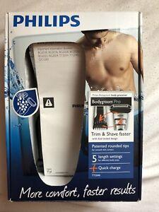 Philips Bodygroom Pro TT2040 Mens Body Groomer 5 Length Settings