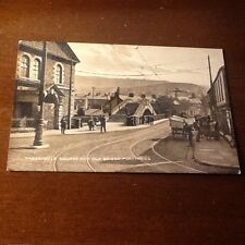 TABERNACLE SQUARE AND OLD BRIDGE PONTYPRIDD
