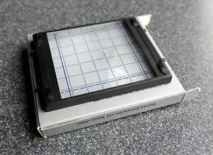 Mamiya RB67 Gitter Mattscheibe- original verpackt
